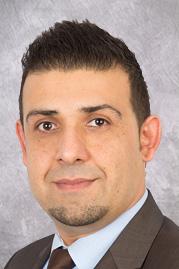 Portrait of Jamshid Rahimi